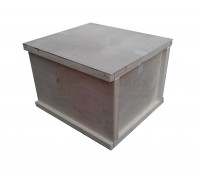 Ящик почтовый посылочный из фанеры