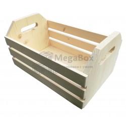 Ящик хозяйственный с фанерным дном