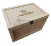 Ящик фанерный сувенирный