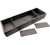 Ящик фанерный органайзер с перегородками