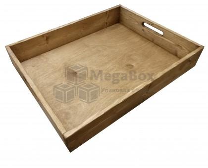 Ящик для выкладки тонированный