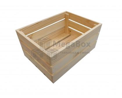 Ящик деревянный прочный