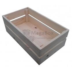 Ящик из рейки для хранения