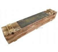 Подарочный ящик для оружия с обжигом