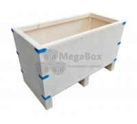 Фанерный ящик с опорами под погрузчик