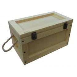 Ящик фанерный малый с крышкой