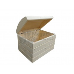 Сундук деревянный для вещей
