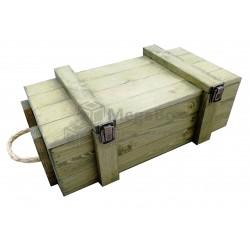 Армейский сувенирный деревянный ящик