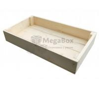 Ящик лоток деревянный
