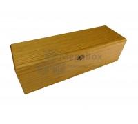 Пенал деревянный для алкоголя подарочный