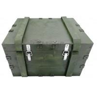 Армейский ящик из дерева усиленный