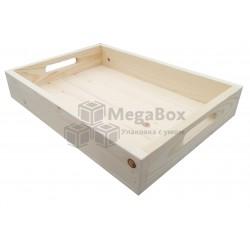 Ящик для выкладки деревянный